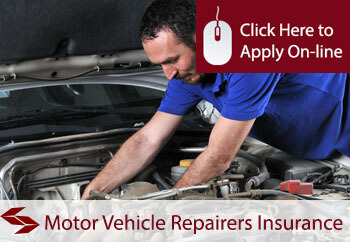Motor Vehicle Repairers Liability Insurance