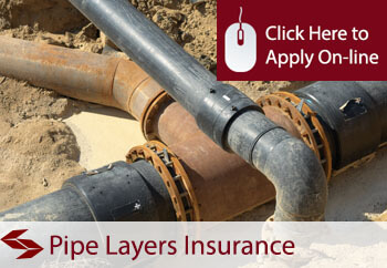 self employed pipe layers liability insurance