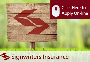 Signwriters Liability Insurance