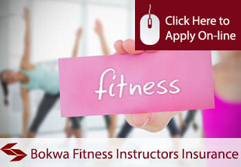 self employed Bokwa fitness instructors liability insurance