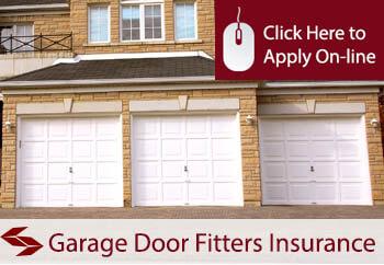 tradesman insurance for garage door fitters