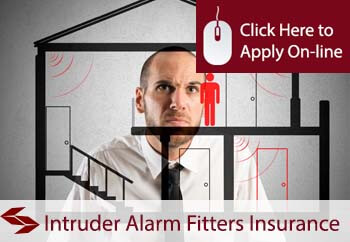 Intruder Alarm Fitters Liability Insurance