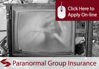 Paranormal Groups Liability Insurance