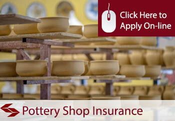 Pottery Shop Insurance