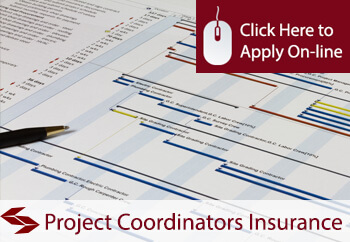 self employed project coordinators liability insurance