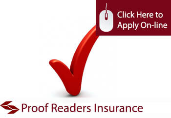 Proof Readers Employers Liability Insurance