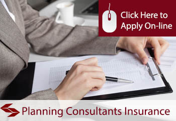 Planning Consultants Professional Indemnity Insurance