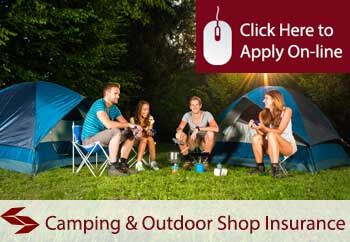 Camping And Outdoor Shop Insurance