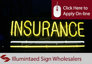 illuminated sign wholesalers commercial combined insurance