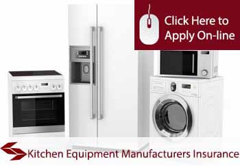 kitchen equipment manufacturers liability insurance