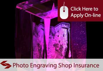 Photo Engraving Shop Insurance