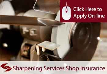 Sharpening Services Shop Insurance
