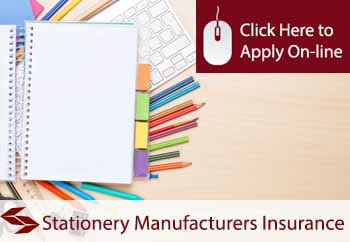 stationery manufacturers business combined insurance uk insurance