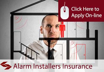 Alarm Installers Liability Insurance