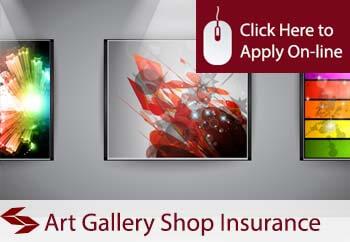 Art Gallery Shop Insurance