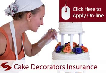 Cake Decorators Public Liability Insurance