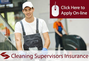 Cleaning Supervisors Liability Insurance