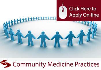 Community Medicine Practices Public Liability Insurance