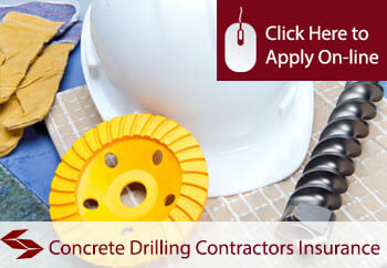 Concrete Drilling Contractors Employers Liability Insurance