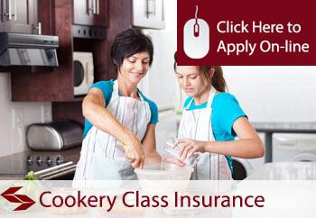 Cookery Classes Public Liability Insurance