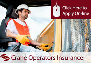 Crane Operators Employers Liability Insurance