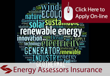 Energy Assessors Professional Indemnity Insurance