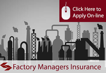 Factory Managers Liability Insurance