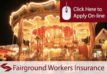 Fairground Workers Public Liability Insurance