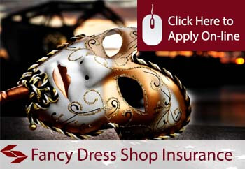Fancy Dress Shop Insurance