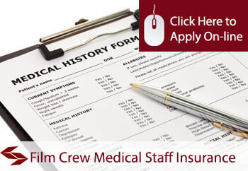 Film Crew Medical Staff Public Liability Insurance