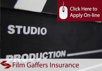 Film Gaffers Liability Insurance