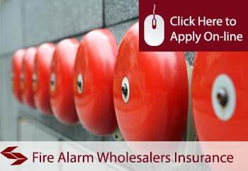Fire Alarm Systems Wholesalers Liability Insurance