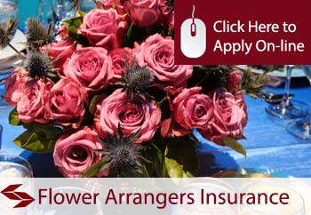 Flower Arrangers Liability Insurance