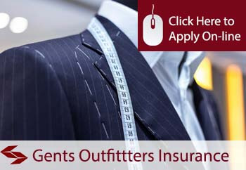 Gents Outfitters Shop Insurance
