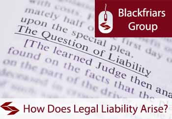 how does legal liability arise?