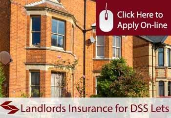 landlords insurance for DSS let properties