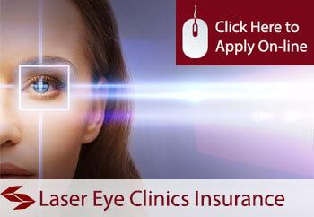 Laser Eye Clinics Public Liability Insurance