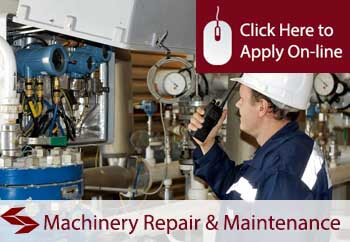 Machinery Repair And Maintenance Contractors Employers Liability Insurance