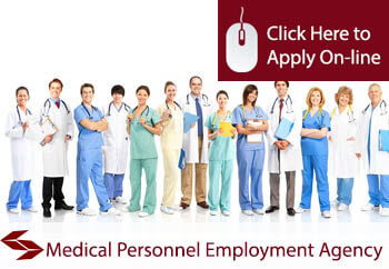 Medical Personnel Employment Agencies Employers Liability Insurance