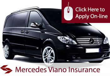 Mercedes Benz Viano car insurance