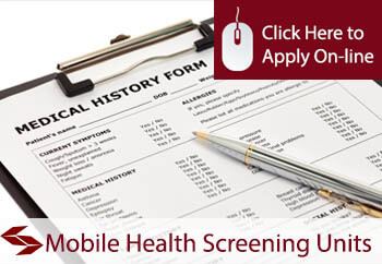 Mobile Health Screening Units Public Liability Insurance