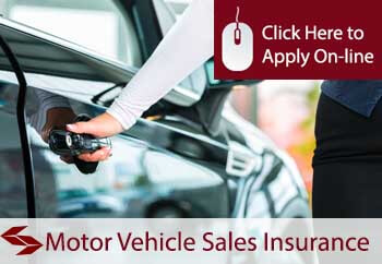 motor vehicle sales insurance
