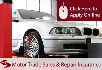 Motor Vehicle Sales and Repairers Employers Liability Insurance
