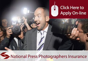 National Press Photographers Liability Insurance