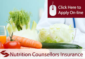 Nutrition Counsellors Liability Insurance