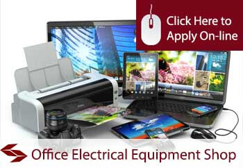Office Electrical Equipment Supplier Shop Insurance