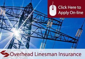 Overhead Linesmen Liability Insurance