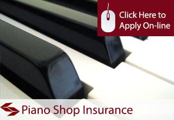 Piano Shop Insurance