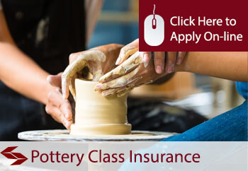Pottery Classes Employers Liability Insurance