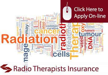Radio Therapeutics Practitioners Liability Insurance